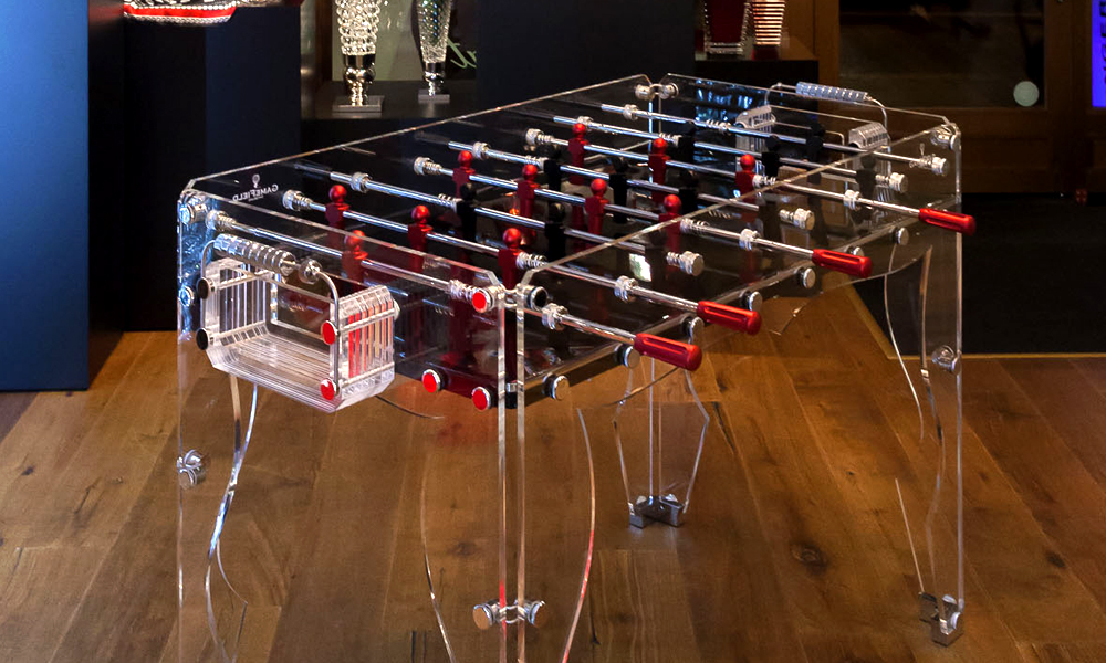 luxe: football table