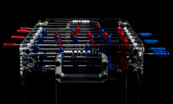 Piece of art: football table